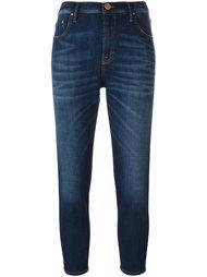 джинсы кроя скинни Don't Cry