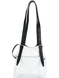 большая сумка-мешок  Mm6 Maison Margiela