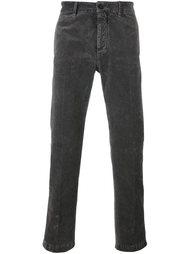 брюки прямого кроя  Massimo Alba