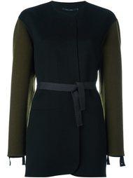 однобортное пальто с поясом Sofie D'hoore
