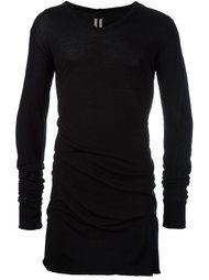 футболка с длинными рукавами  Rick Owens