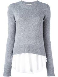 многослойный свитер Dondup