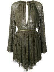 платье с длинными рукавами  Jay Ahr