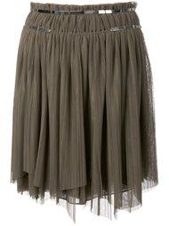 плиссированная юбка  Jay Ahr
