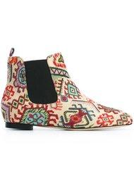 ботинки 'Beatle nubis mono'  Bams