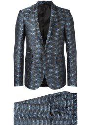 jacquard dinner suit Les Hommes