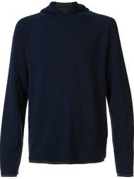 свитер с капюшоном Vince