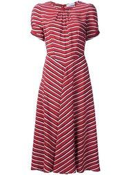 платье в полоску Altuzarra