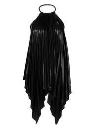 плиссированная асимметричная блузка Ssheena