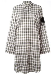платье-рубашка в клетку Alyx