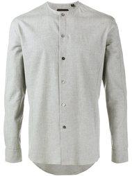 рубашка без воротника Curieux