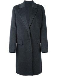 пальто длины миди Yves Salomon