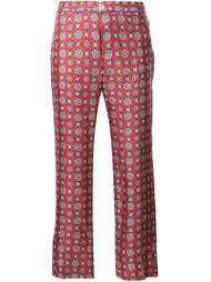 floral print cropped trousers For Restless Sleepers