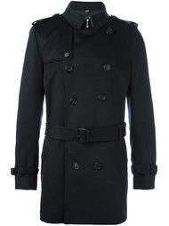 двубортное пальто  Burberry