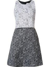 платье 'White noise'  Carolina Herrera