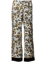 printed pyjama pants  For Restless Sleepers