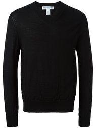 свитер c V-образным вырезом   Comme Des Garçons Shirt