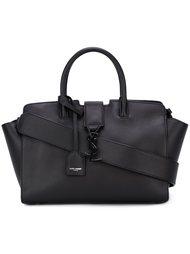 маленькая сумка-тоут 'Cabas Monogram' Saint Laurent