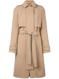 пальто с поясом  Carven