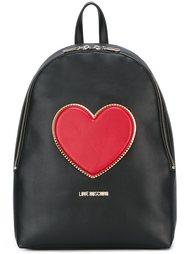 рюкзак с сердцем Love Moschino