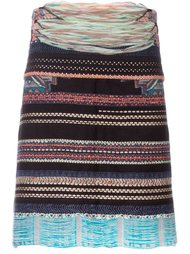 'Totem' apron shorts Yoshio Kubo