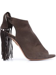 'Fringe Tie' sandals Aquazzura