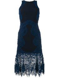 облегающее платье  Jonathan Simkhai
