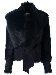 куртка с объемными лацканами Balmain