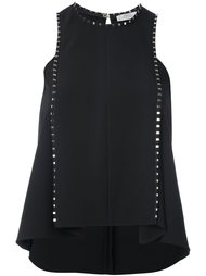 блузка без рукавов  Versace Collection