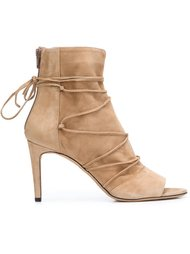 open-toe ankle boots  Vince