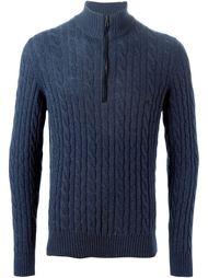 вязаный свитер  Loro Piana