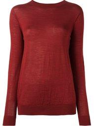 свитер с круглым вырезом   Sofie D'hoore