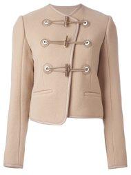 куртка с продолговатыми застежками Carven