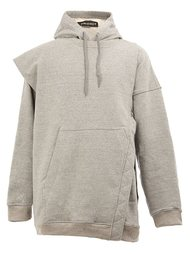 layered loose fit hoodie Y / Project