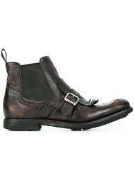 ботинки с пряжками Church's