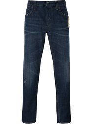 прямые джинсы Dolce & Gabbana