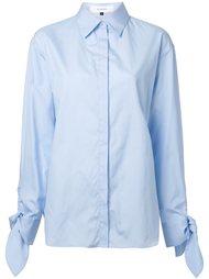 рубашка с бантом  Le Ciel Bleu