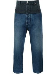 'Samurai' cropped jeans Vivienne Westwood Anglomania