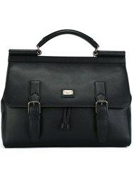 рюкзак в стиле сэтчел Dolce & Gabbana