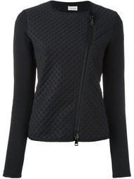 укороченная куртка со стеганой отделкой Moncler