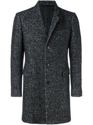 твидовое пальто Dondup