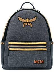 рюкзак на молнии  MCM
