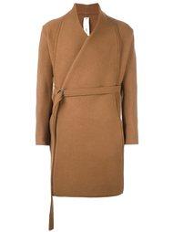 пальто-кимоно с поясом Damir Doma