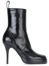 ботинки на платформе Rick Owens