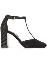 туфли с Т-образным ремешком Salvatore Ferragamo
