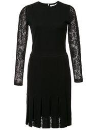 вязаное платье Carolina Herrera
