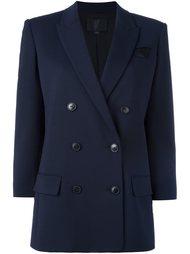 двубортный пиджак Alexander Wang