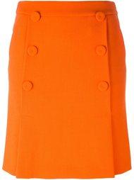 юбка на пуговицах  Boutique Moschino