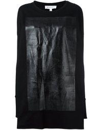 платье свободного кроя с панельным дизайном  Io Ivana Omazic
