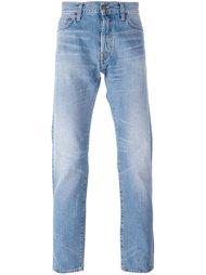 прямые джинсы Carhartt